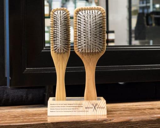 The Spornette Brent Brushes for brushing wigs